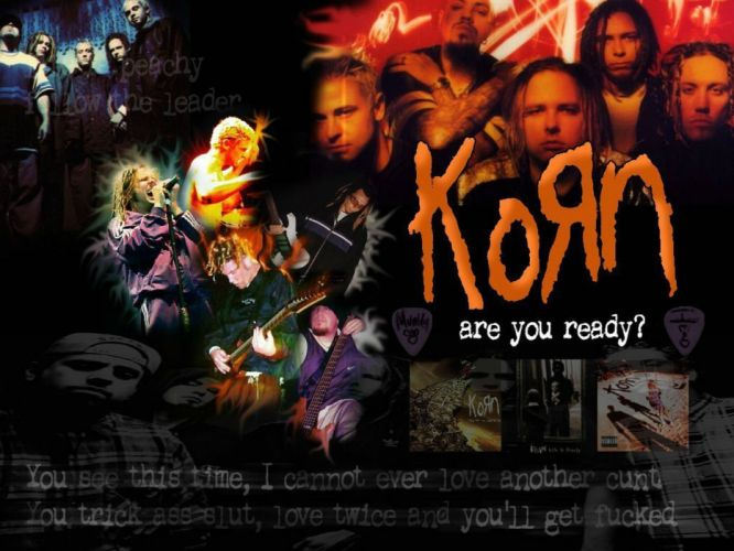 KORN nu-metal metal heavy rock hard (3) wallpaper