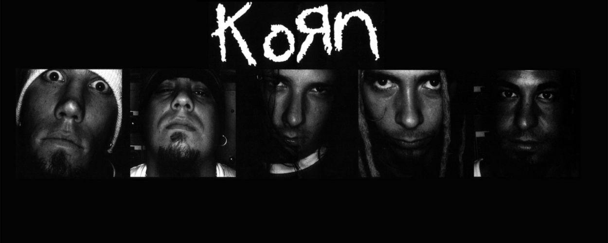 KORN nu-metal metal heavy rock hard (48) wallpaper