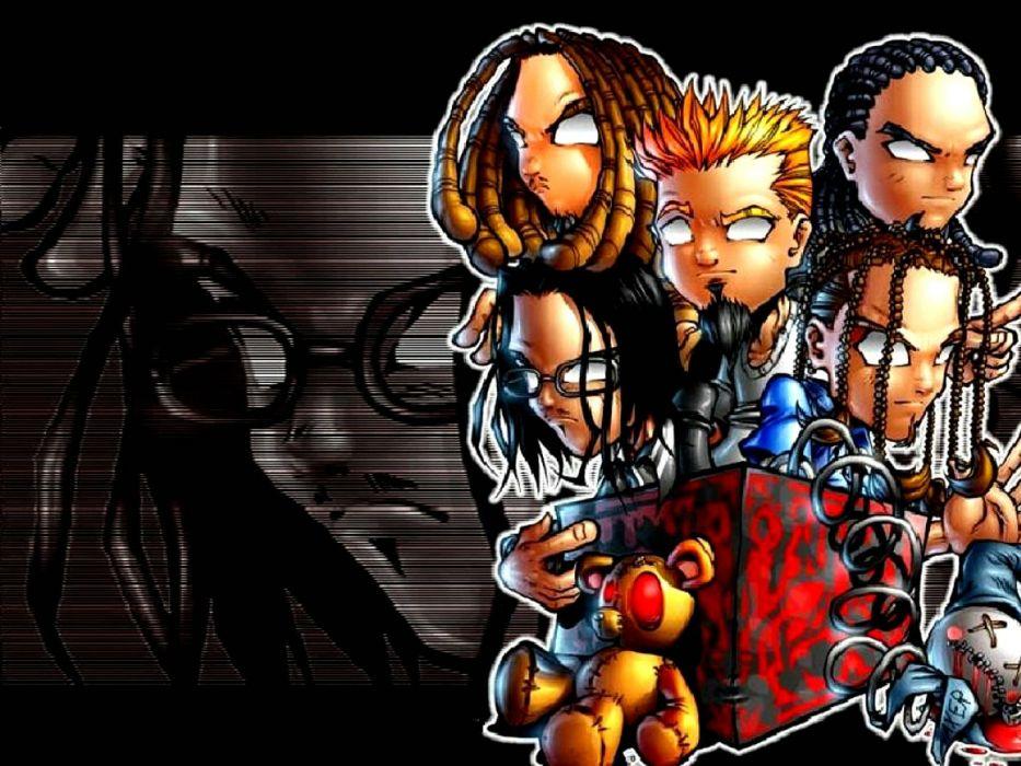 KORN nu-metal metal heavy rock hard (41) wallpaper