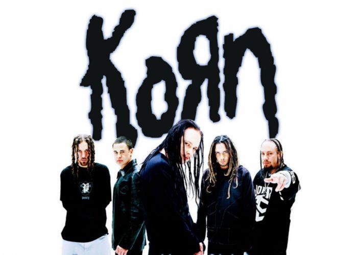 KORN nu-metal metal heavy rock hard (40) wallpaper