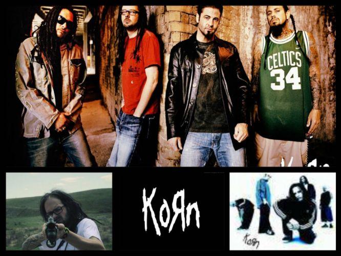 KORN nu-metal metal heavy rock hard (58) wallpaper