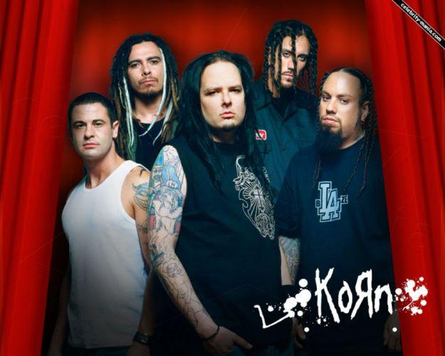 KORN nu-metal metal heavy rock hard (57) wallpaper