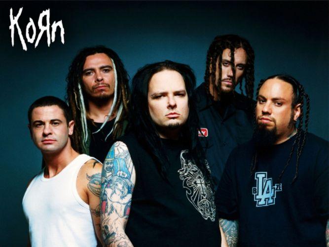 KORN nu-metal metal heavy rock hard (56) wallpaper