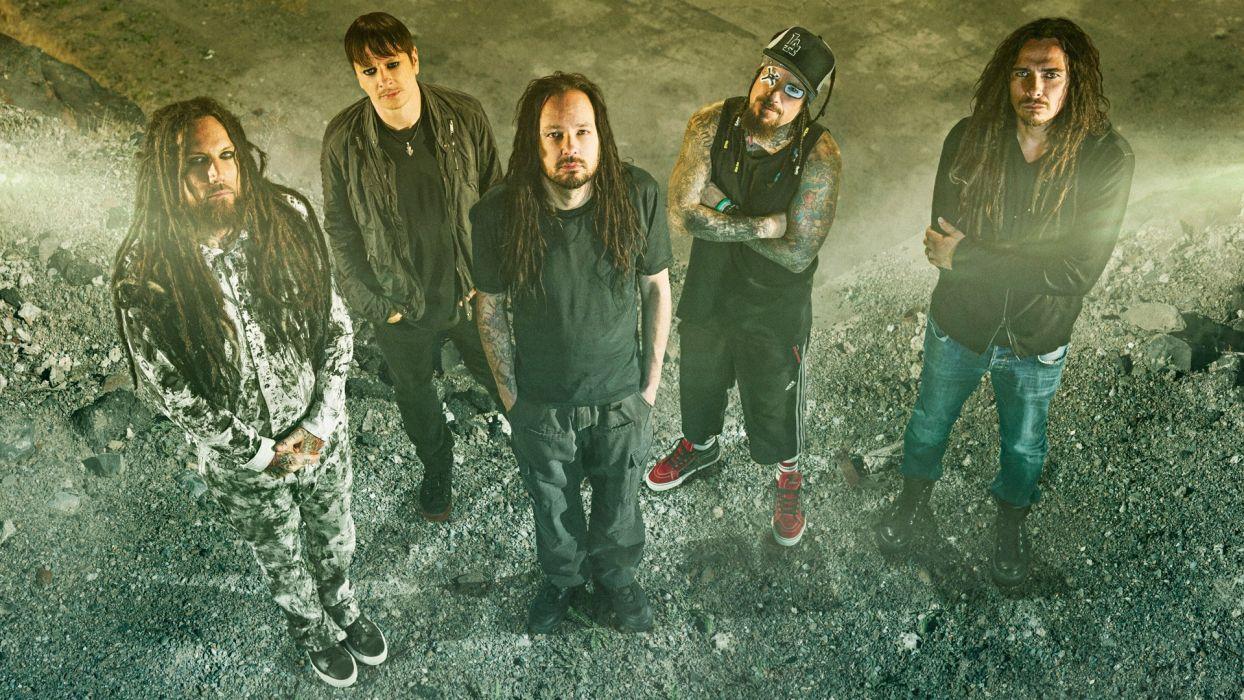 Korn Nu Metal Metal Heavy Rock Hard 49 Wallpaper