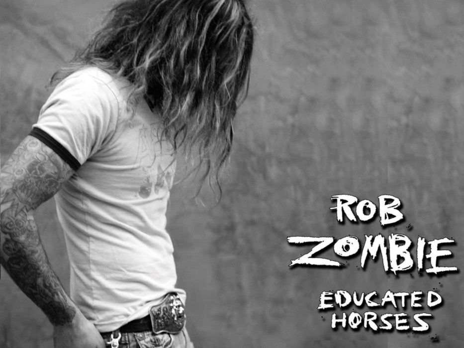 ROB-ZOMBIE industrial metal heavy white-zombie rob zombie white (16) wallpaper