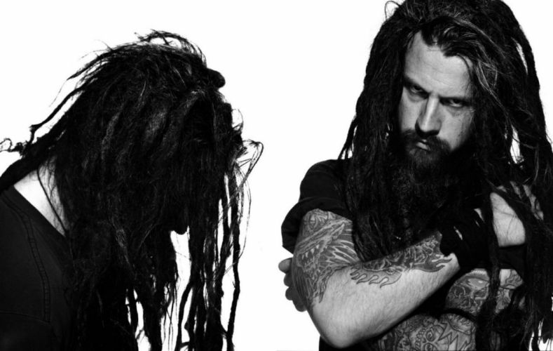 ROB-ZOMBIE industrial metal heavy white-zombie rob zombie white (9) wallpaper