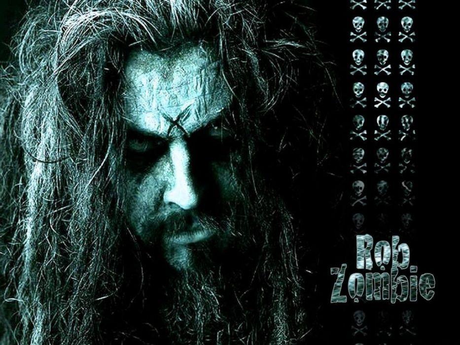 ROB-ZOMBIE industrial metal heavy white-zombie rob zombie white (14) wallpaper