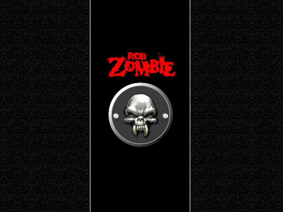 ROB-ZOMBIE industrial metal heavy white-zombie rob zombie white (25) wallpaper