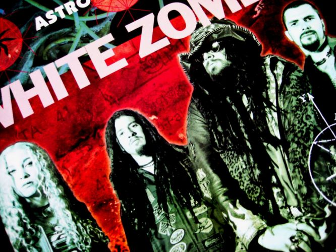 ROB-ZOMBIE industrial metal heavy white-zombie rob zombie white (30) wallpaper