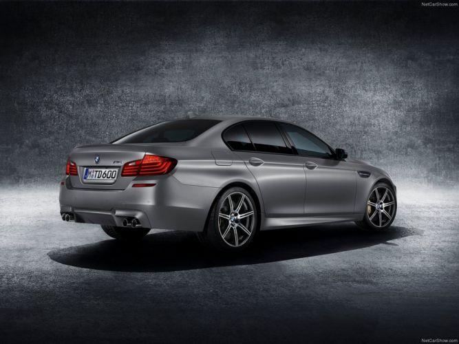 BMW M5 30-Jahre-M5 2014 supercar car Germany 30-years anniversary wallpaper 4000x3000 wallpaper