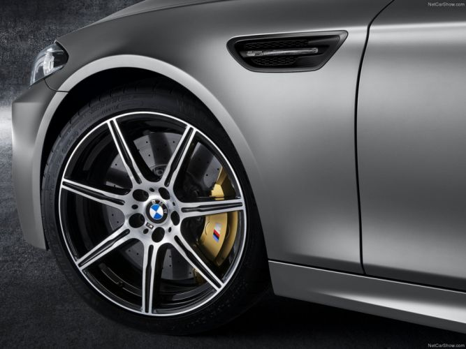 Wheel BMW M5 30-Jahre-M5 2014 supercar car Germany 30-years anniversary wallpaper 4000x3000 wallpaper