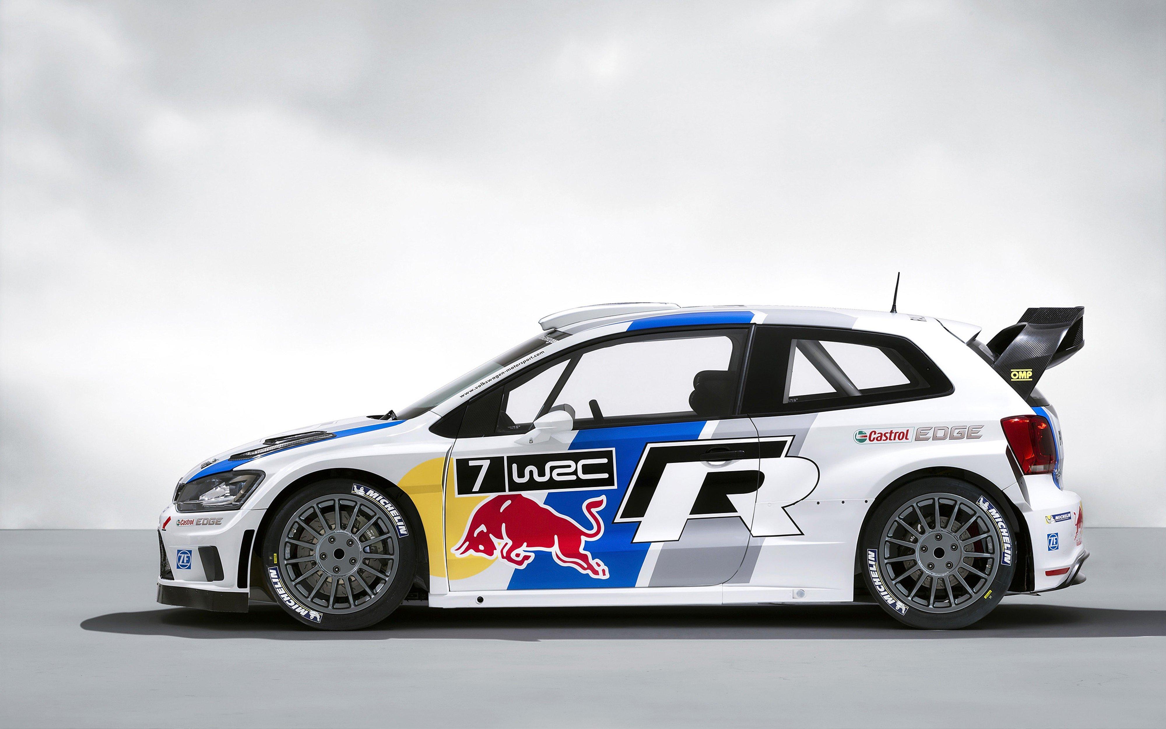 2017 Volkswagen Polo R Wrc Racing Rally Car Race 4000x2500 Wallpaper 350133 Wallpaperup