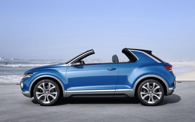 2014 Volkswagen T-Roc Concept Car 4000x2500 wallpaper