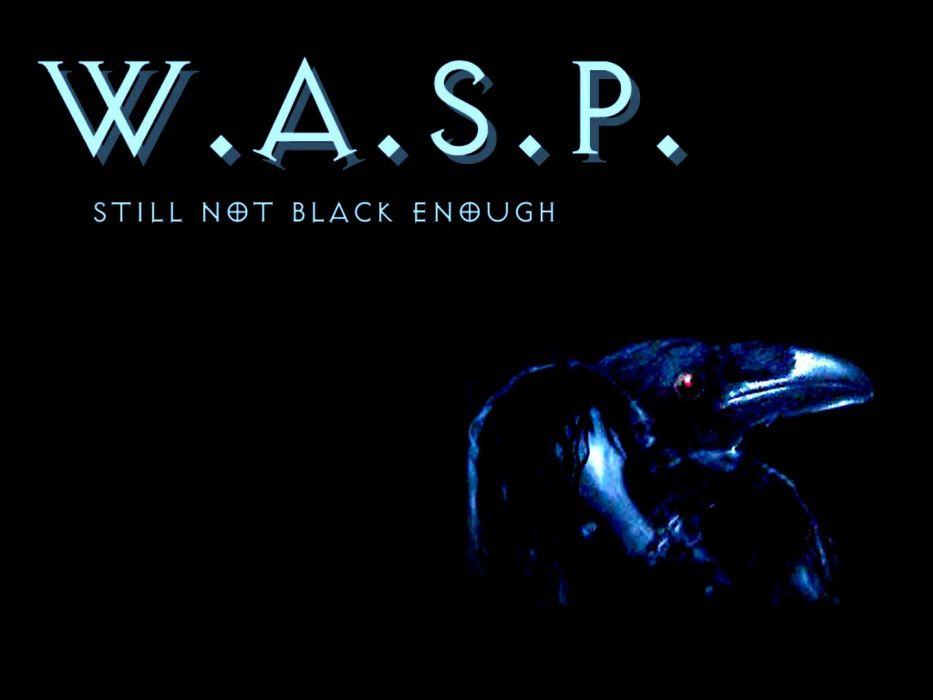 WASP heavy metal (12) wallpaper