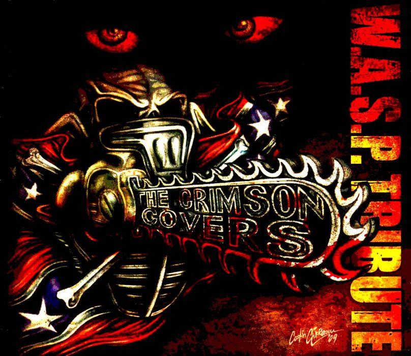 WASP heavy metal (17) wallpaper