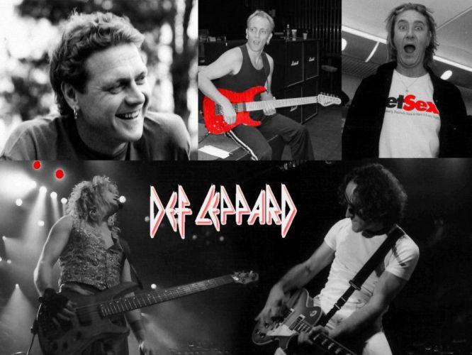DEF LEPPARD hair metal heavy hard rock (13) wallpaper