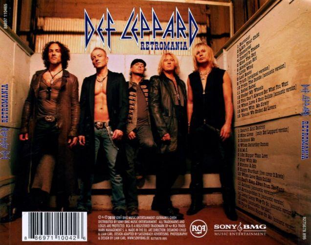DEF LEPPARD hair metal heavy hard rock (51) wallpaper