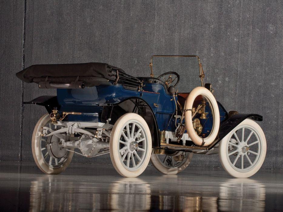 1911 Cadillac Model-30 2-door Demi Tonneau retro luxury  y wallpaper