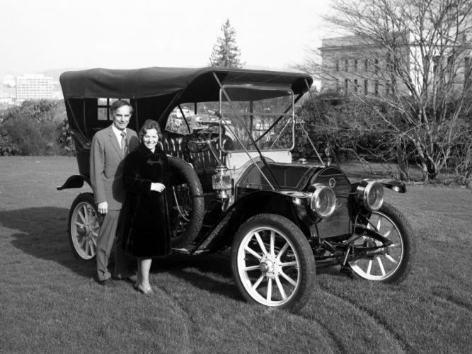 1911 Cadillac Model-30 2-door Demi Tonneau retro luxury g wallpaper