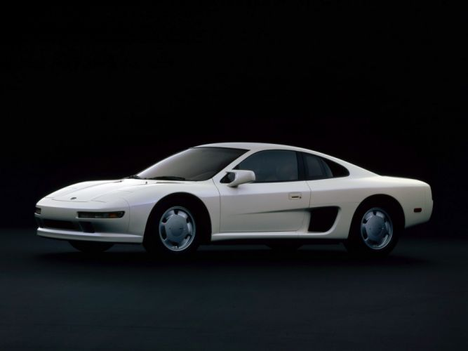1987 Nissan Mid4 Type-II Concept supercar g wallpaper