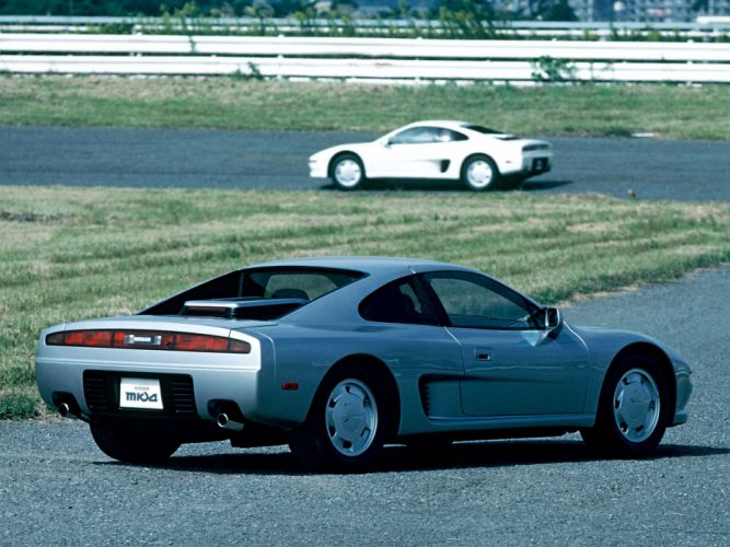 1987 Nissan Mid4 Type-II Concept supercar y wallpaper