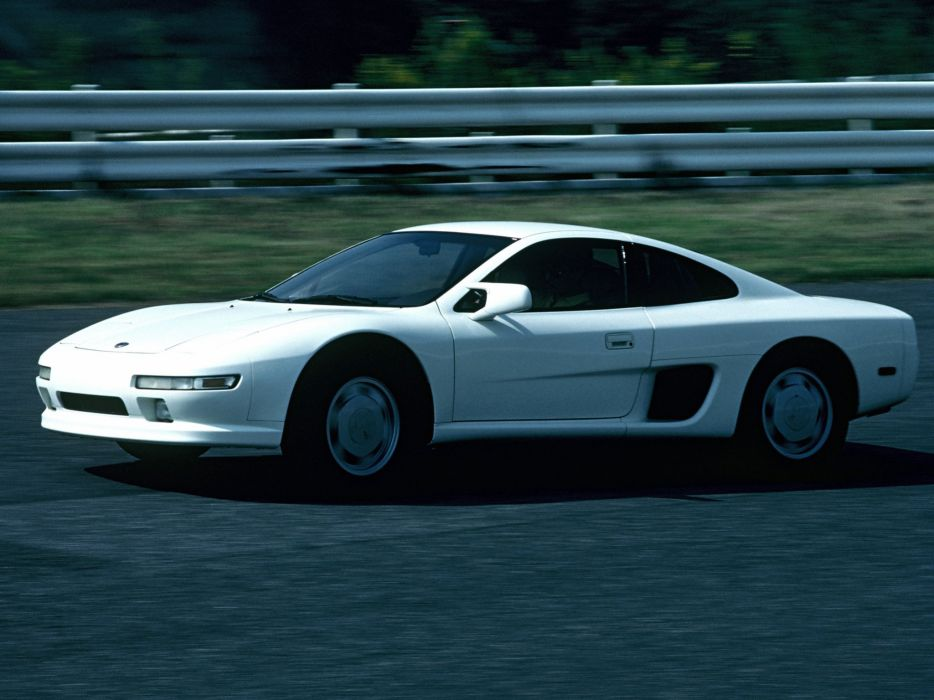 1987 Nissan Mid4 Type-II Concept supercar t wallpaper