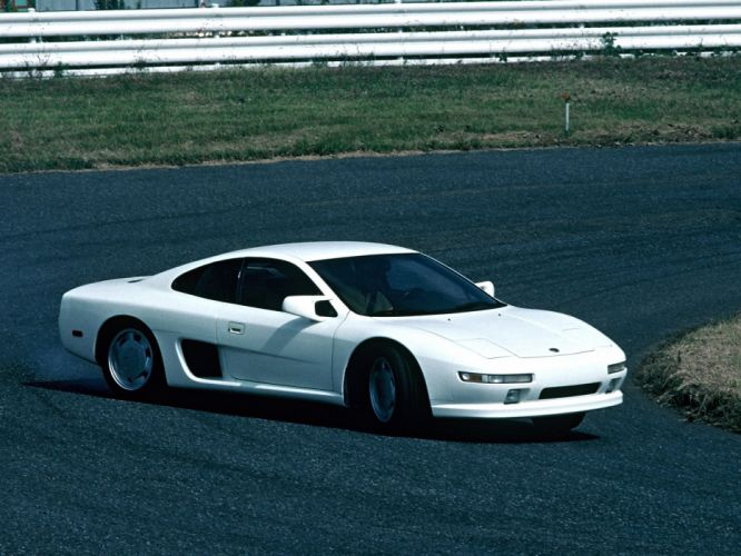 1987 Nissan Mid4 Type-II Concept supercar r wallpaper