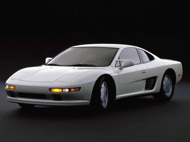 1987 Nissan Mid4 Type-II Concept supercar w wallpaper