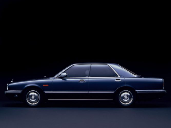 1988-91 Nissan Cedric Cima luxury e wallpaper
