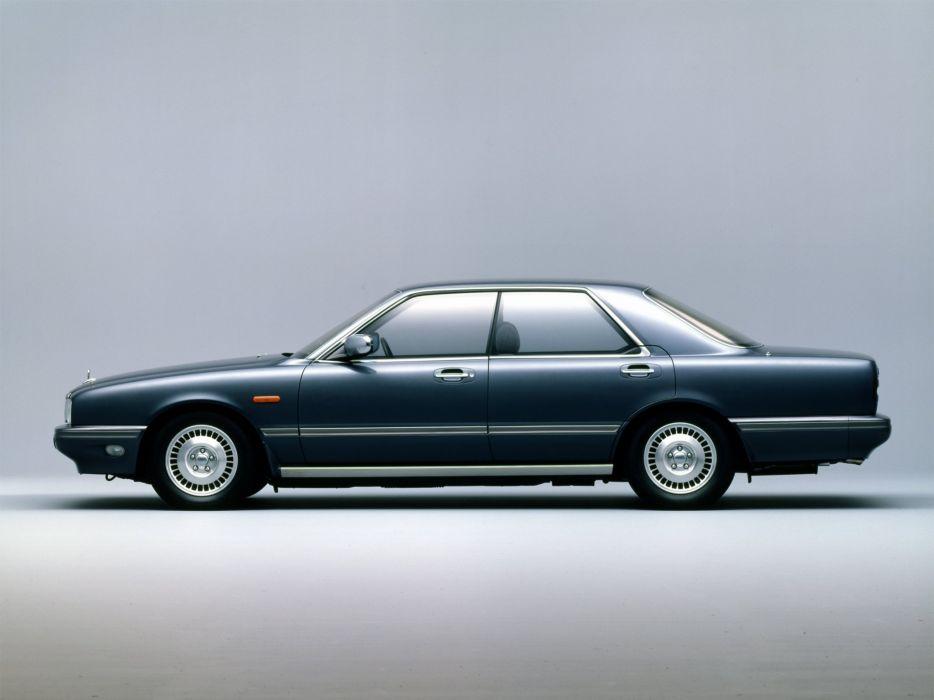 1988-91 Nissan Cedric Cima luxury ee wallpaper