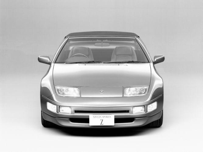 1992-94 Nissan Fairlady Z Convertible (HZ32) 5 wallpaper