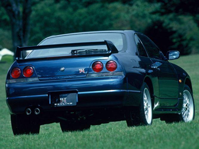 1993 Nissan Skyline GT-R Prototype (BCNR33) supercar gtr e wallpaper