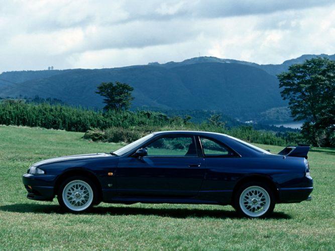 1993 Nissan Skyline GT-R Prototype (BCNR33) supercar gtr fd wallpaper