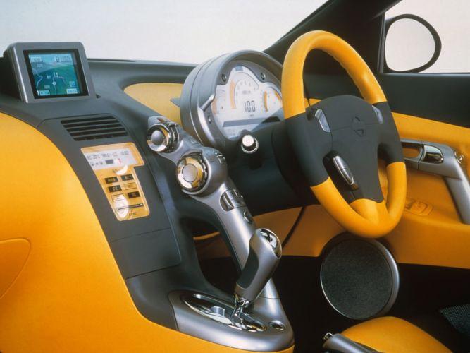 1997 Nissan Trail Runner Concept awd race racing interior h wallpaper