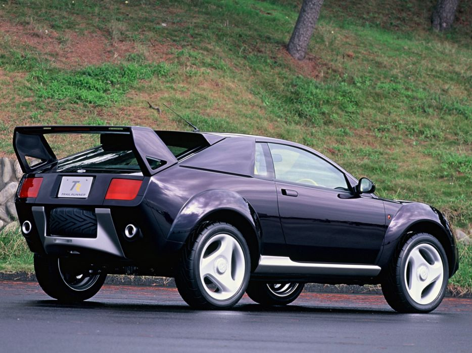 1997 Nissan Trail Runner Concept awd race racing   g wallpaper
