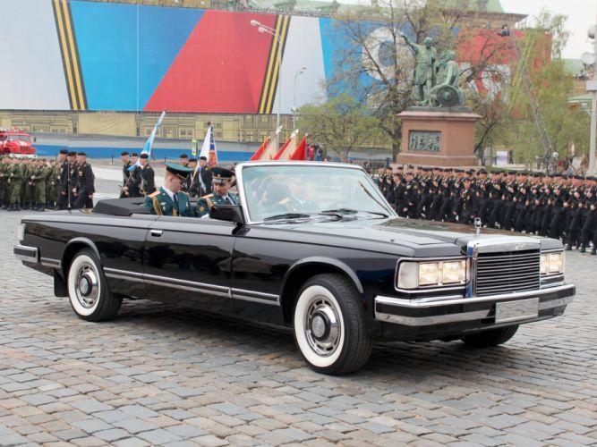 2009 ZIL 41041 AMG (GAS SP45) luxury limosuine v wallpaper