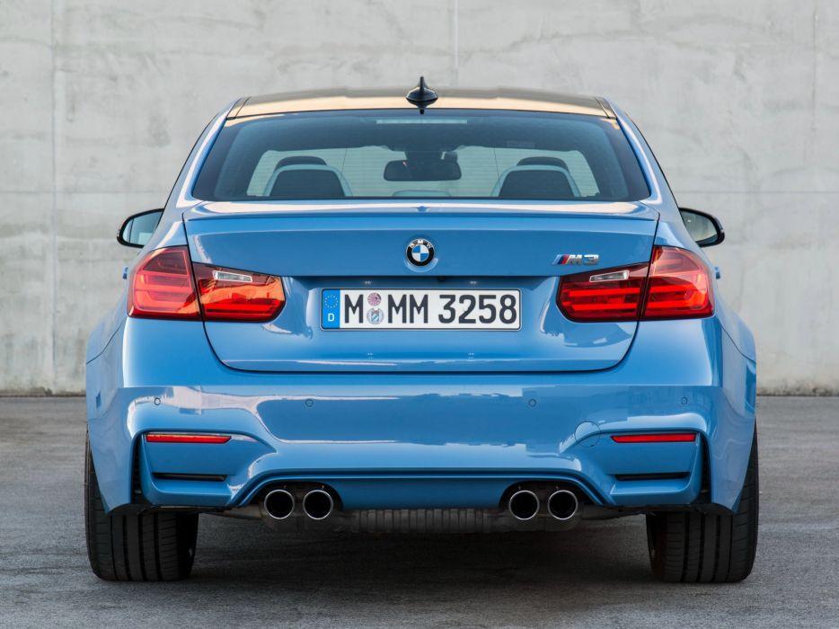 2014 BMW M-3 (F80)  eq wallpaper
