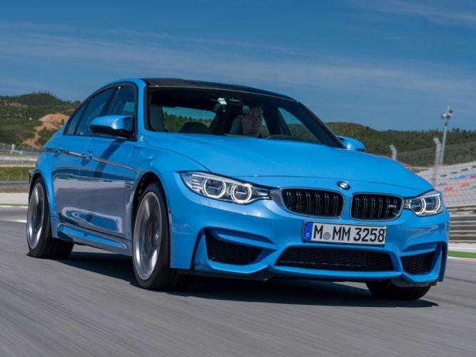 2014 BMW M-3 (F80) j wallpaper