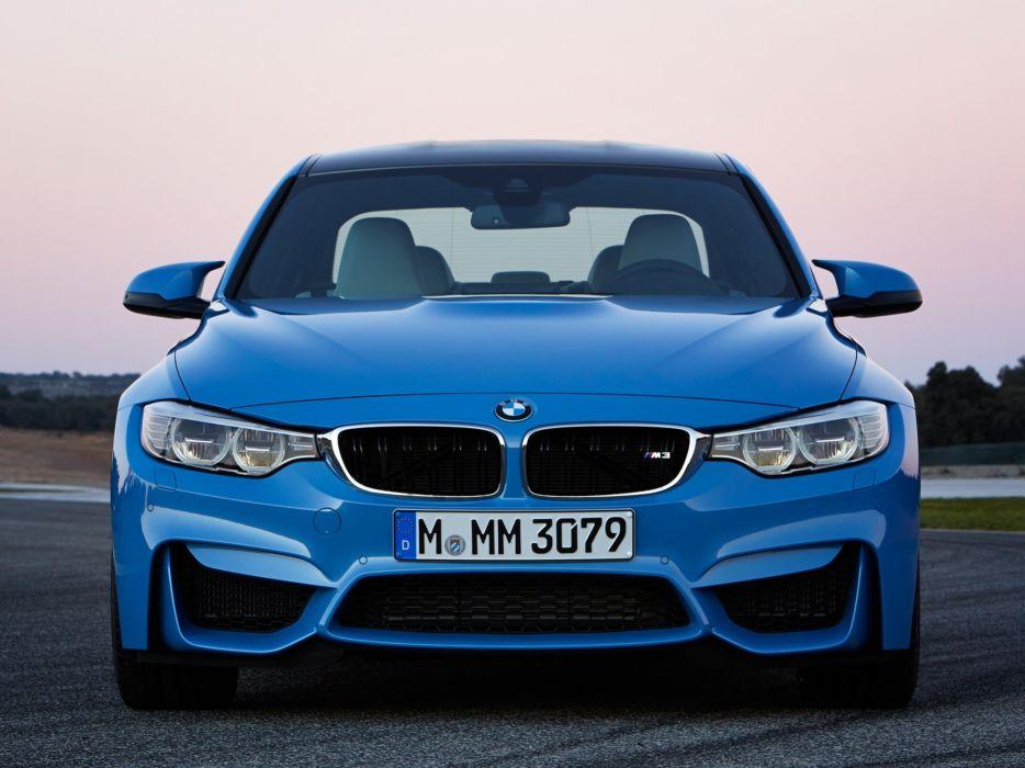 2014 BMW M-3 (F80)  g wallpaper
