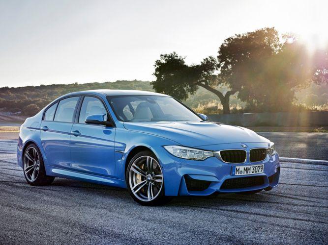 2014 BMW M-3 (F80) f wallpaper