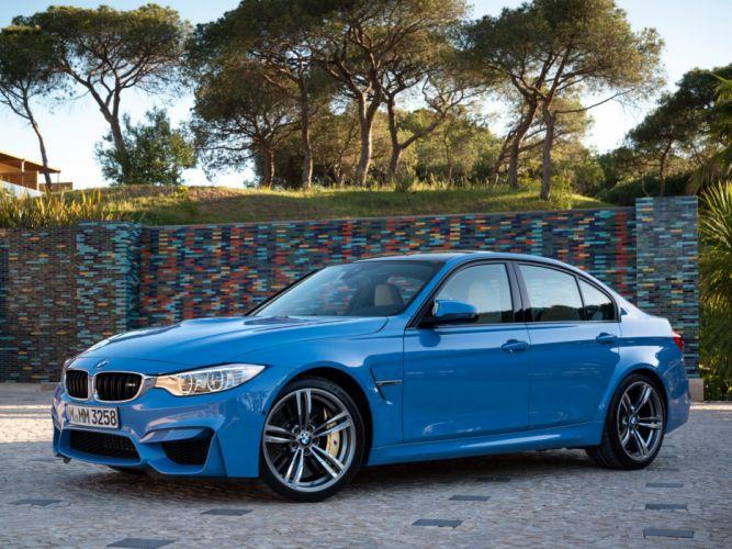2014 BMW M-3 (F80) rw wallpaper