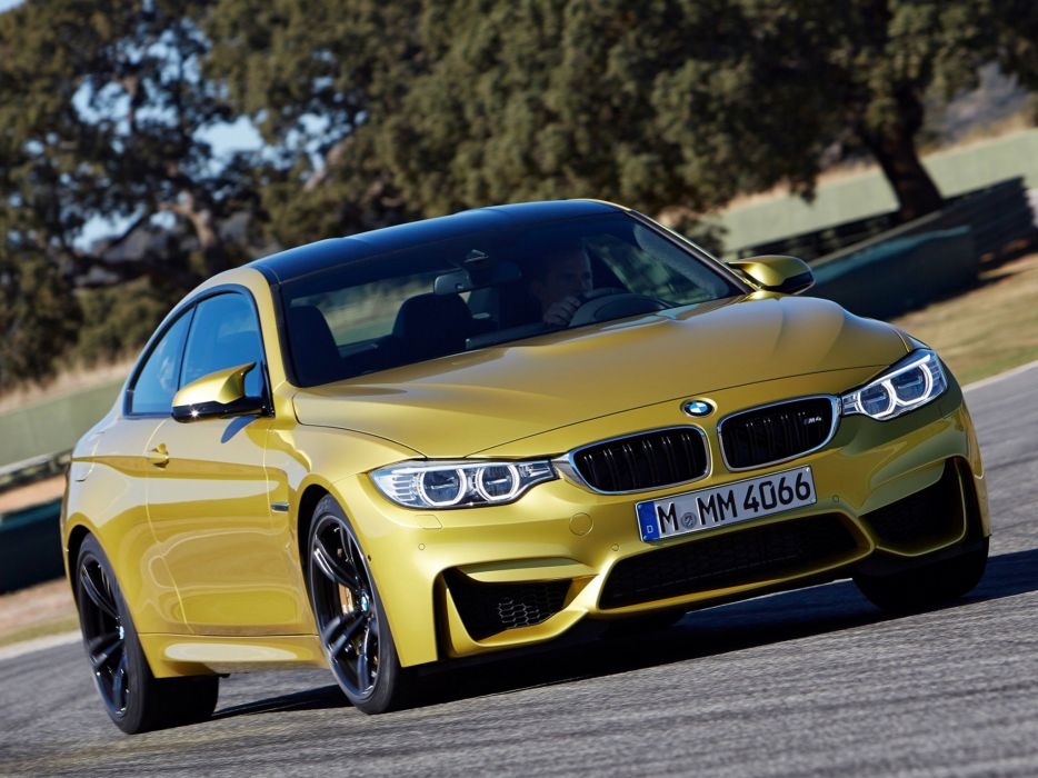 2014 BMW M-4 Coupe (F82)  f wallpaper