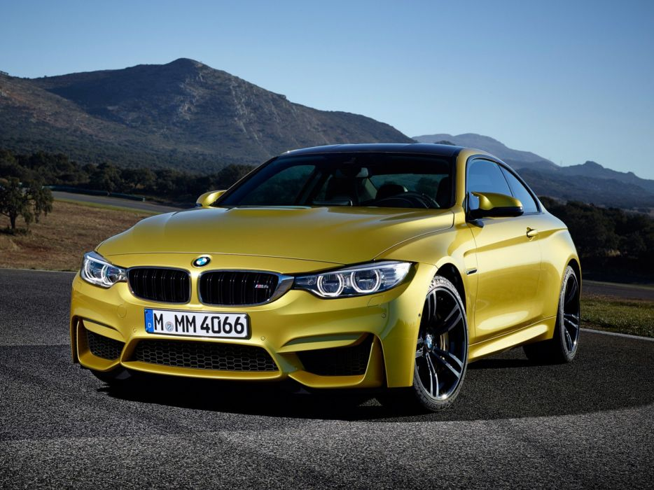 2014 BMW M-4 Coupe (F82)   g wallpaper