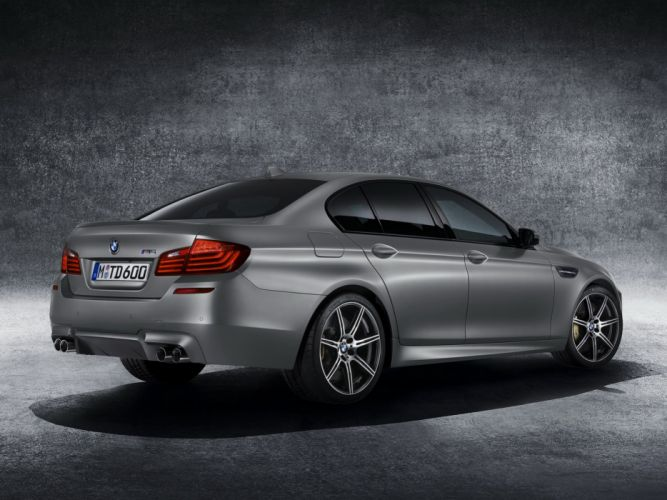 2014 BMW M-5 30-Jahre (F10) f wallpaper