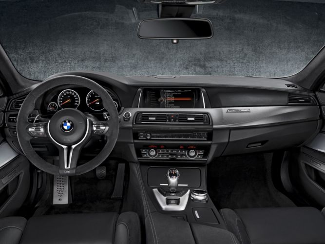 2014 BMW M-5 30-Jahre (F10) interior g wallpaper
