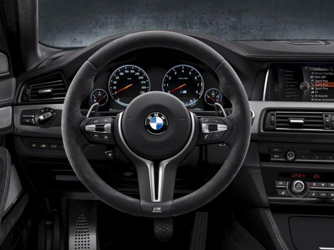 2014 BMW M-5 30-Jahre (F10) interior g wallpaper