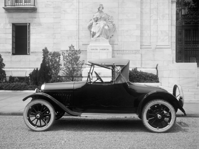 1920 Oakland Sensible Six Model-34C Roadster retro wallpaper