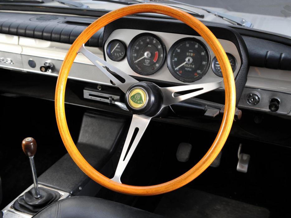 1963-66 Ford Cortina Lotus (MkI) race racing classic lotus interior   gg wallpaper