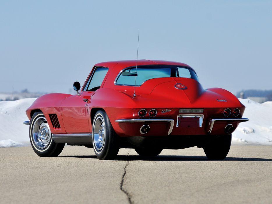 1967 Chevrolet Corvette Sting Ray L79 327 350HP (C-2) supercar muscle classic stingray  r wallpaper