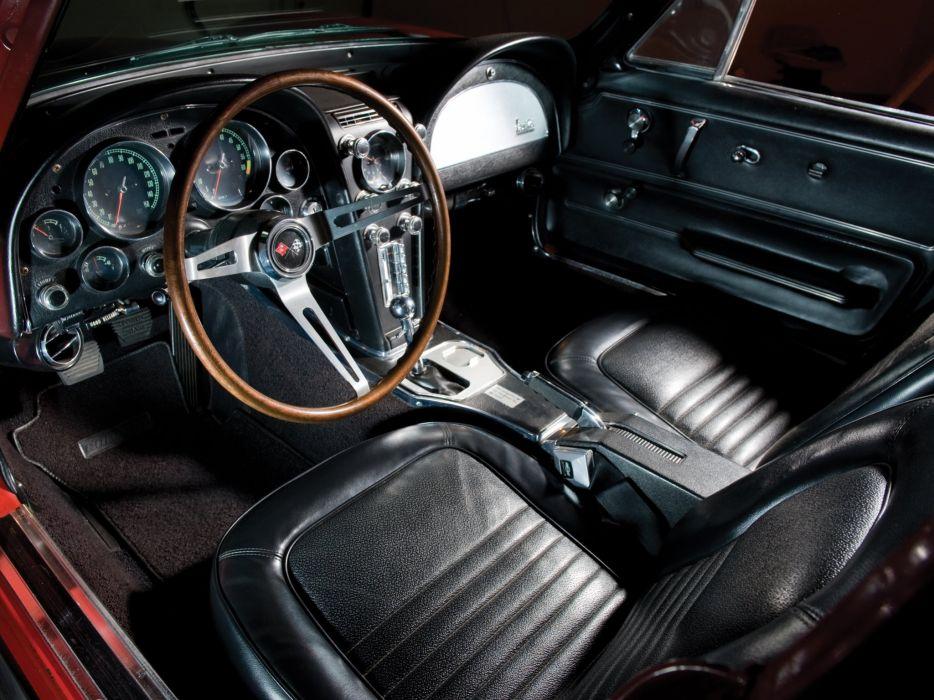1967 Chevrolet Corvette Sting Ray L79 327 350HP C 2